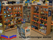 photo rayon électronique marine
